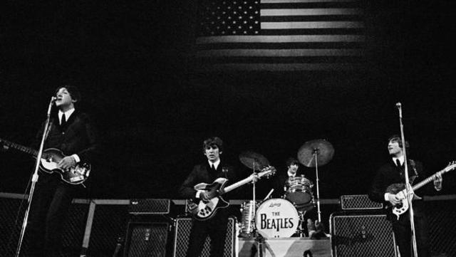 The Beatles' Invade the US