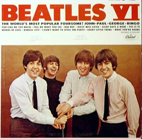 The Beatles' Release Their Sixth Album