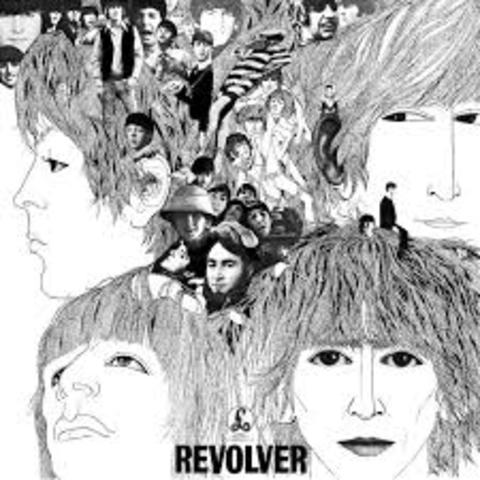 Revolver is Released