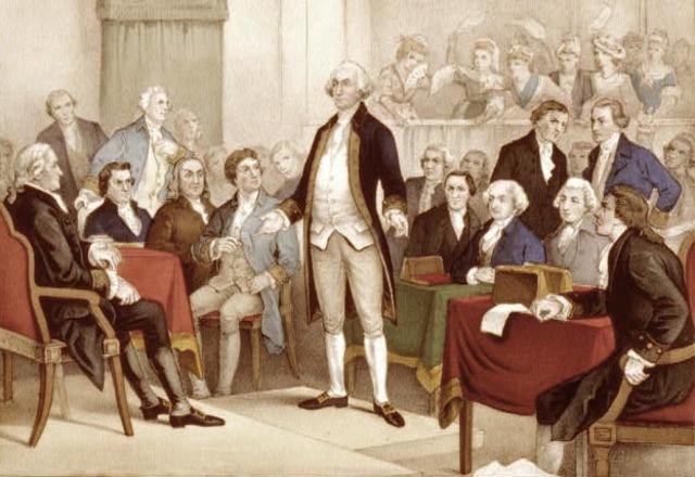 George Washington becomes Commander of Contiental Army