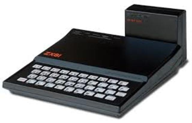 El ZX81