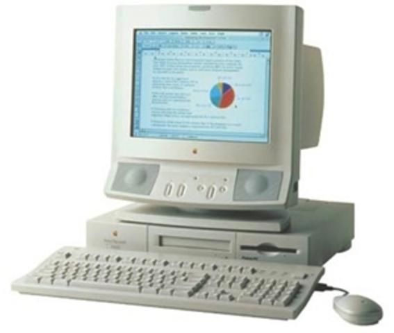 Power Macintosh, PowerPC