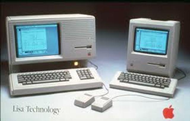 Apple Lisa y Macintosh