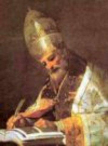 Gregorio Magno envía una misión a los anglos