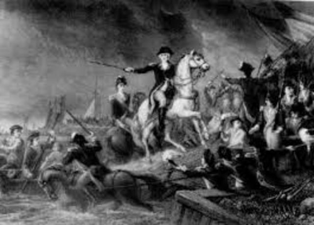 Battle of Long island(Brooklyn)