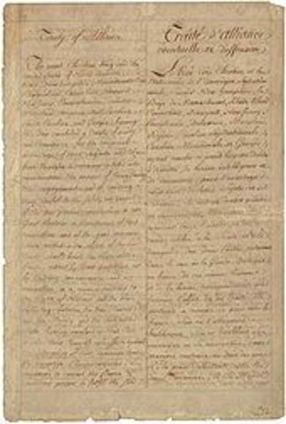 Treaty of Alliance of 1778