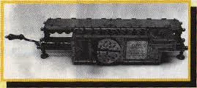 Maquina Samuel Moarboard
