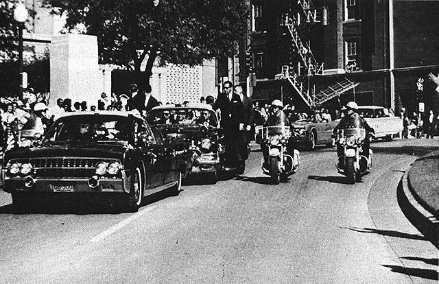 John F. Kennedy's assissination