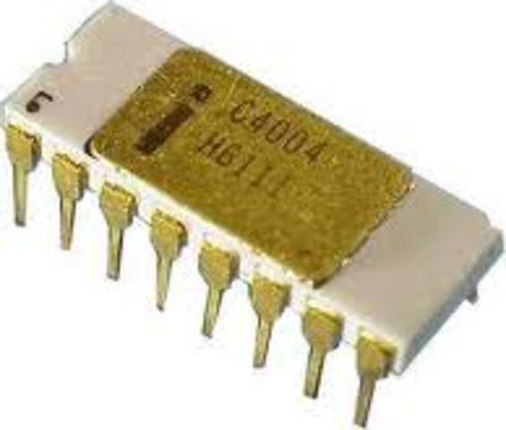 Creacion compañia INTEL y su chip de memoria para CDC 7600