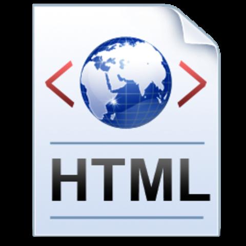Nacimiento de HTML