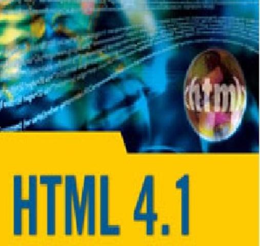 HTML4.1 año 2000