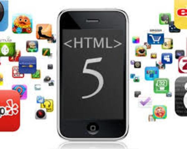 Evolución de HTML5 en el año 2010