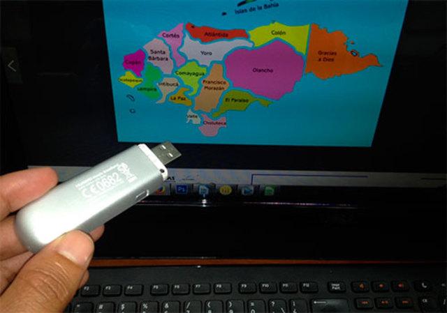Inicios del Internet En Honduras