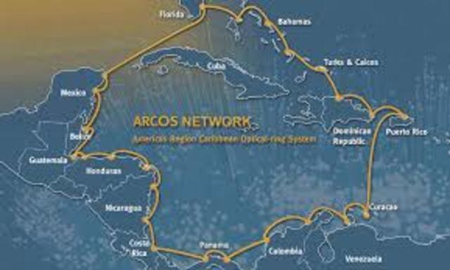 Implementación de Cables submarinos en Honduras
