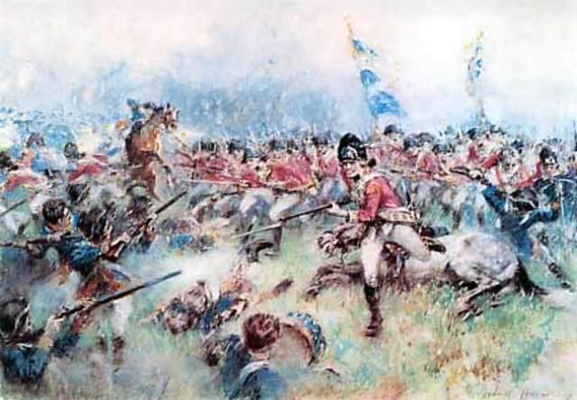 Battle of Princetown, New Jersey