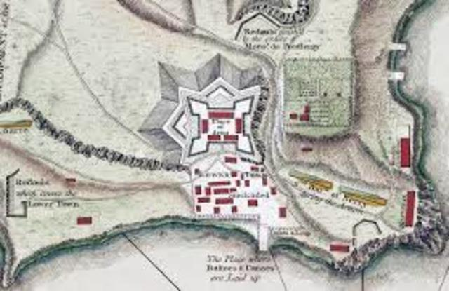 The Battle of Fort Ticonderoga