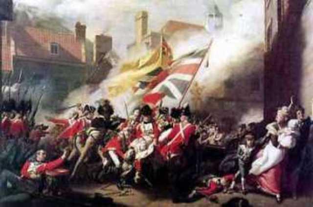 British Occuption of Philadelphia