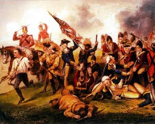 British Capture of Savannah, Georgia
