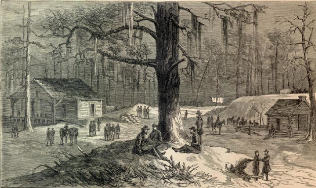 British move to Savannah, GA