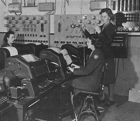 Teletipo - Primer Monitor
