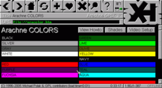 EGA - Enhanced Graphics Adapter