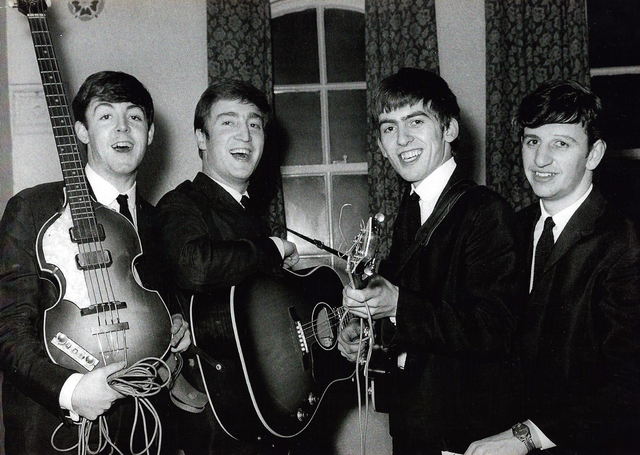 The Beatles Record 15 Songs