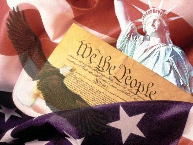US Constitution signed