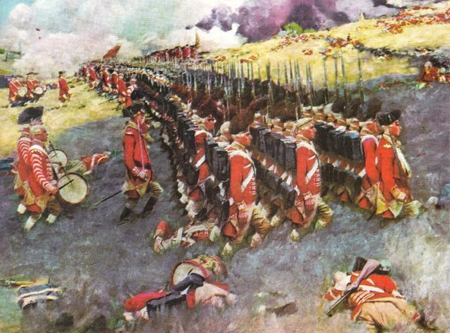 Battle of Breeds Hill