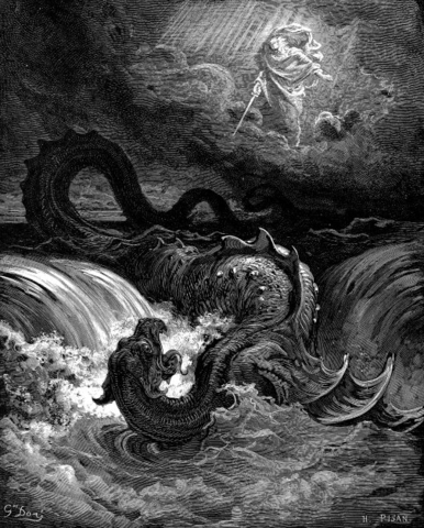 Thomas Hobbes writes Leviathan