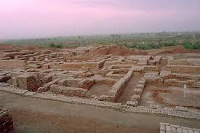 Harappa 2600 - 1900 B.C.E.