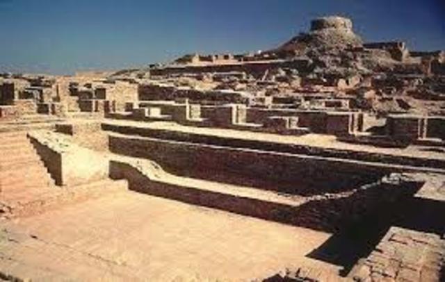 Indus River Civiliazation 2600 - 1900 B.C.E.