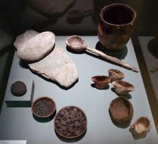 Neolithic 7,500 - 5,000 B.C.E.