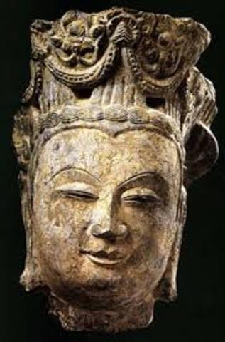 Zhou period 1045 - 221 B.C.E