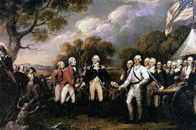 Victory at Saratoga