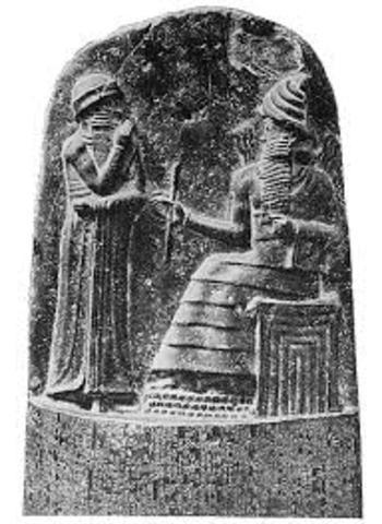 Hammarabis Code 1900 - 1600 B.C.E.