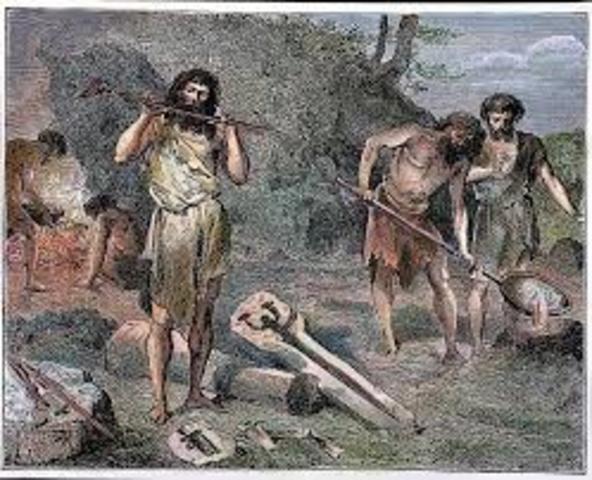 Bronze Age 3300-1200 B.C.E.