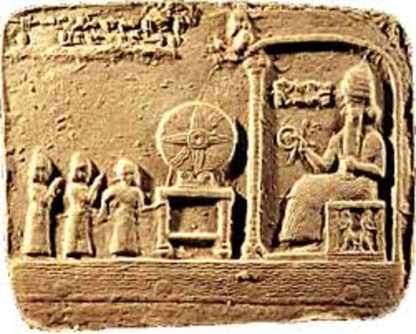 Sumerians 4000-1000