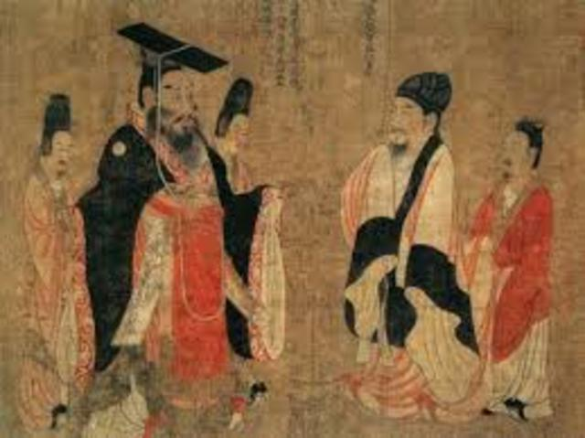 Early China 2000 - 221 B.C.E.