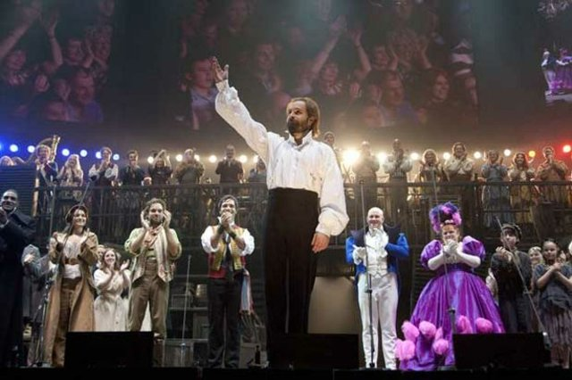 DVD/Blu-ray release of Les Misérables: 25th Anniversary Concert