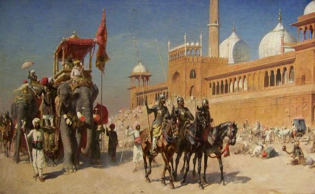 Mughal Empire begins