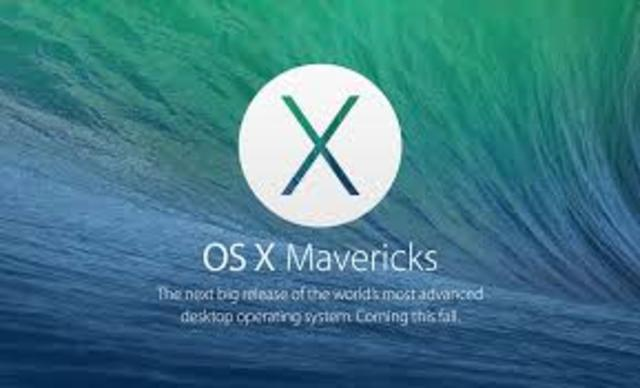 OS X Mavericks (versión 10.9)