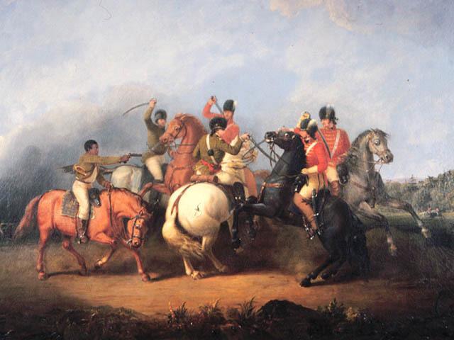 Battle at Cowpens
