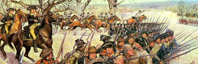 Battle at Guilford Court House