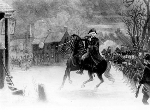 Battle of the Trenton
