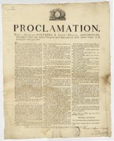 Philipsburg Proclamation