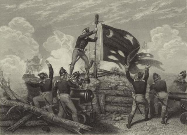 The Battle of Sullivan's Island