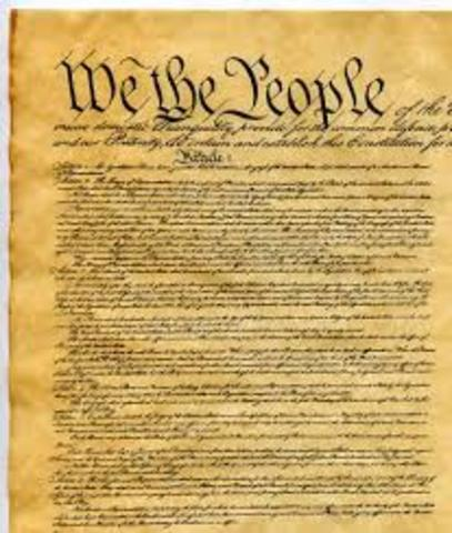 The Constitution of 1787
