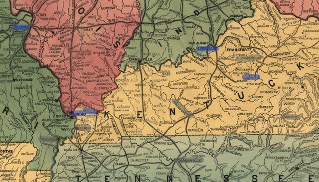 Occupying Kentucky