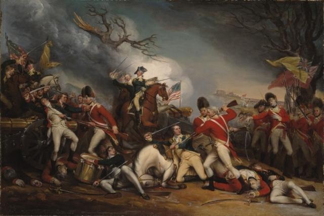 Battle of Princetom