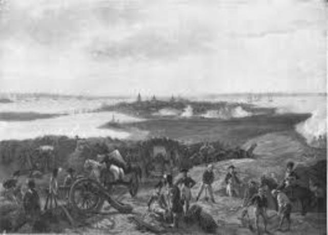 The Siege of Chaleston